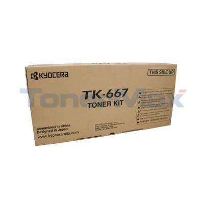 KYOCERA MITA TASKALFA 620 TONER BLACK